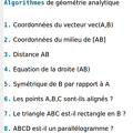 20110228-AlgorithmesDeGeometrieAnalytique