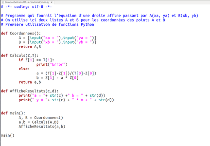2014-12-01-EquationDroiteAffine-Python-Listes-Fonctions2